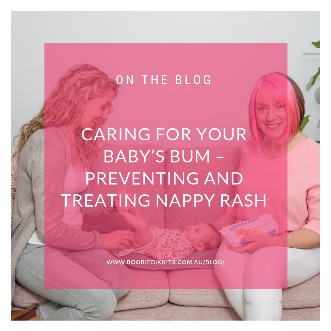 Caring for Baby's Bum - Nappy Rashes, Prevention and Treatment