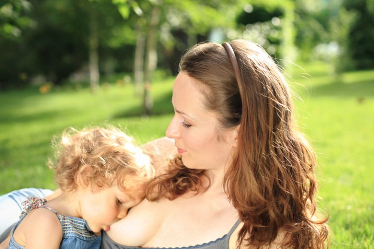 Supporting Breastfeeding to Save the Earth