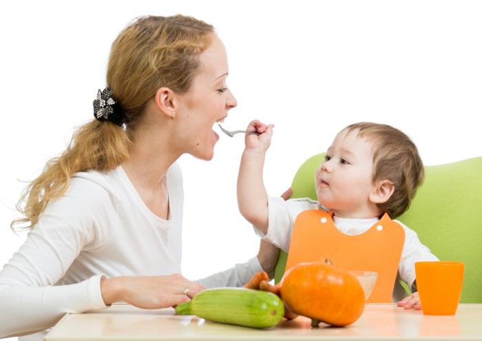 From Breastfeeding to Family Foods - when baby needs more than milk