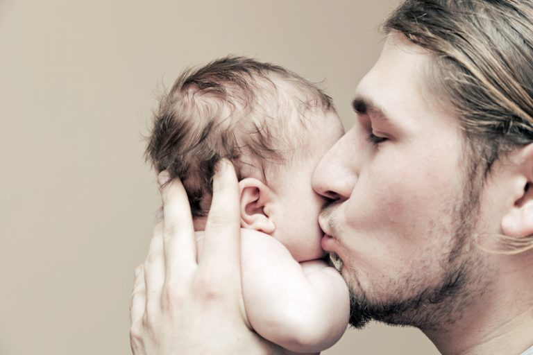 Real Dads Help Breastfeed Too