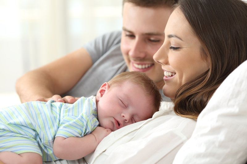 Four Reasons Your Newborn Shouldn't Sleep 'All Night' (Just yet).