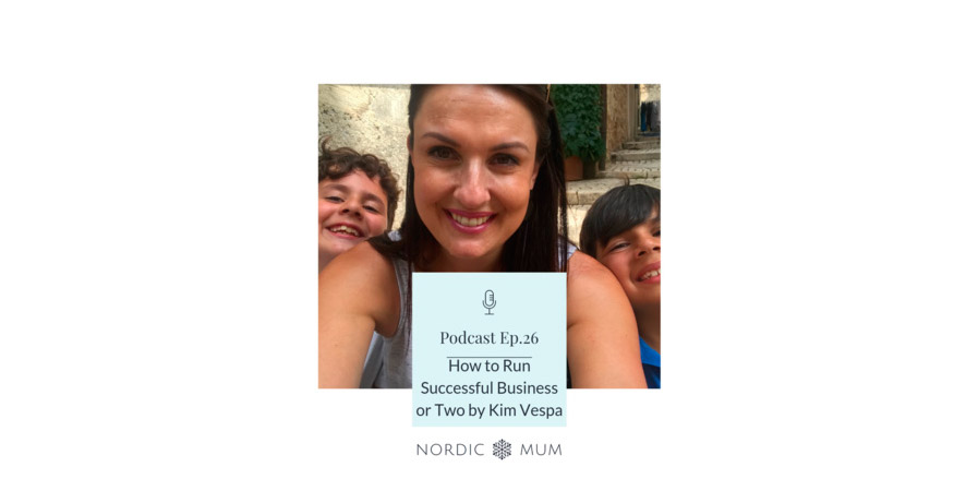 Podcast: How to Run a Successful Business or Two by Kim Vespa